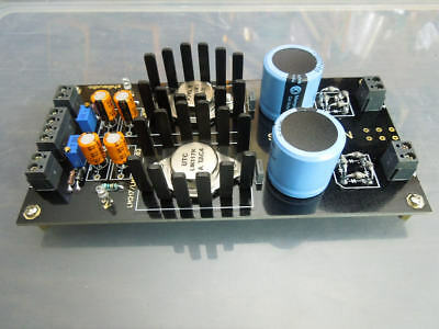 Lm317 Adjustable Regulated Power Supply Nac152 Two 24v Or Dual Power Supply Kit