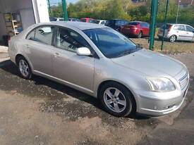 2005 Toyota Avensis 1.8 T3-X 14 Toyota Stamps