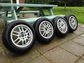 Renault OZ F1 alloys 4x100
