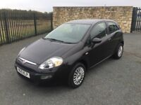 2010 10 FIAT PUNTO 1.3 EVO ACTIVE *LOW MILEAGE* - JULY 2018 M.O.T - IDEAL 1st CAR - GOOD EXAMPLE!