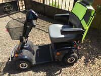 FreeRider Path Master Plus Mobility Scooter 10 months old selling due to bereavement