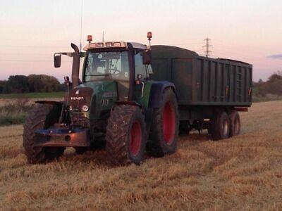 Fendt 820 Tractor (Not Massey Ferguson, John Deere or Case