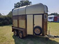 Horse Trailer Rice Vintage, Glamping, Gin Bar, catering