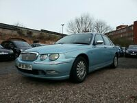 ROVER 75,, DIESEL,, AUTOMATIC GEARBOX,, EXCELLENT RUNNER