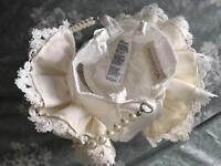 Flower girl bridal bag