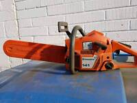 HUSQVARNA 151 CHAINSAW...VERY GOOD CONDITION. FULLY SERVICED
