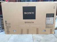 Sony Bravia 49 inch 4K HDR 3D 2160p Ultra HD LED Smart TV ★ Netflix Remote ★ YouTube ★ FREE DELIVERY