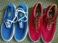 BOAT SHOES SIZES 9 AND 10