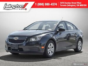 2014 Chevrolet Cruze 1LT **BEST COMMUTER!!** SAT RADIO BACKUP CA