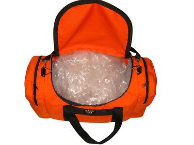 Emergency Response Trauma Rescue Bag First Aid Bagemt Bag Made In U.s.a.