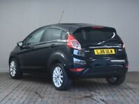 FORD FIESTA 1.0 ECOBOOST TITANIUM [City Pack, Parking Sensors] 5DR POWERSHIFT Auto (black) 2016