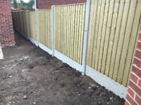 🐞High Quality Pressure Treated Wooden/ Timber Garden Fence Panels ~ New