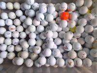 100 rescue golf balls
