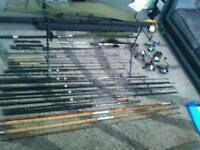 Collection fishing gear for sale