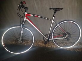 13 Intuative hybrid bike new