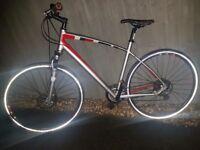 13 Intuative hybrid bike new