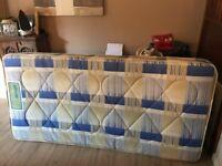 Single mattress, nearly new