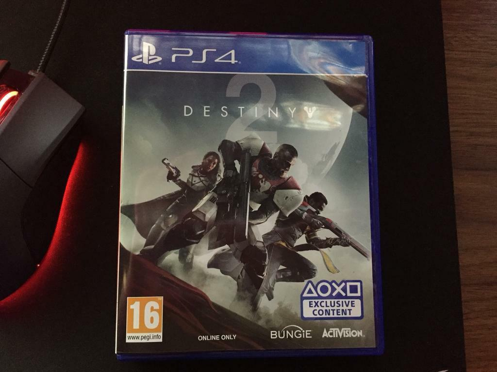 Destiny 2 Brand New!