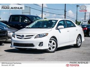 2013 Toyota Corolla S+MAG+A/C+JUPE
