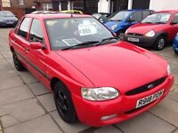 1998 Ford Escort LX 1.6 27k miles only