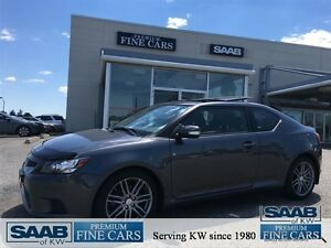 2012 Scion tC Sunroof PowerPKG Alloys ONLY 43K NoAccidents