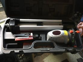 Selection of power tools, suit kitchen fitter or keen DIYer. Sale due to bereavement