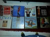 Vinyl records lp