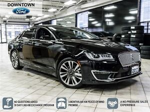 2017 Lincoln MKZ Reserve Hybrid, Panoramic  Moonroof, One Owner