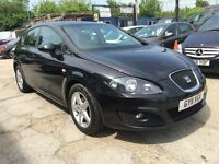 Seat Leon 1.2 TSI S Emocion 5dr FREE WARRANTY,NEW MOT,FINANCE AVAILABLE,P/X WELCOME, CHEAPEST AROUND