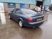 FOR SALE AUDI A6 1.9 DIESEL SPORT TINTED WINDOWS ONLY £799