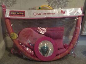 Tiny Princess Play Gym 0m+