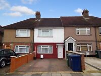 TWO BEDROOM TERRACED HOUSE AVAILABLE TO RENT IN HYDE CRESCENT, HENDON/ COLINDALE NW9