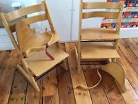 Tripp Trapp High Chairs