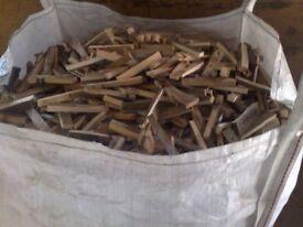Bulk Bag of Pallet Wood Offcuts