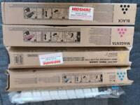 Original Ricoh print cartridge Kit/Type MP C5501/C9155/LD6. Type MP.... Condition is New.