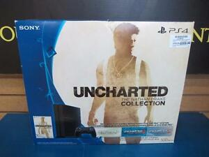 Console Playstation 4 500GB Edition Uncharted