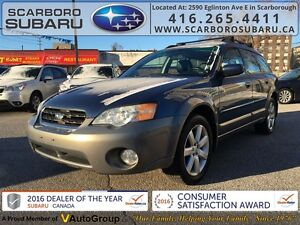 2007 Subaru Outback 2.5 i Limited Package, BODY IN GREAT SHAPE !