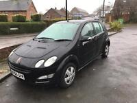 2005 SMART FORFOUR 1.1 PULSE ONE OWNER CAR WITH FSH