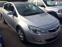 2011 Vauxhall Astra Exclusiv 1.7 CDTi, mot, fsh, £30 tax, 2 keys