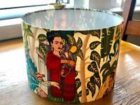 2 Frida Kahlo lampshades