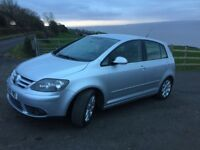 Vw golf plus 2.0 gt tdi in need of quick sale hence price 140 bhp 6 speed 2006 best 2.0 Diesel