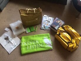 Forever living table cloth/stationary