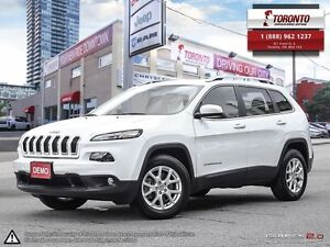 2016 Jeep Cherokee ***NORTH***4X4***COMPANY DEMO***