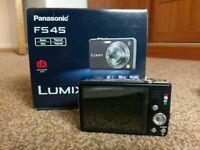 Panasonic Lumix DMC FS45 Digital Camera 16MP