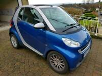 Smart For Two Cabrio 1.0 Convertible.