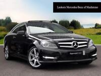 Mercedes-Benz C Class C220 CDI AMG SPORT EDITION PREMIUM PLUS (black) 2015-05-26
