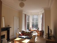 Double bedroom in Marchmont Flat - JULY