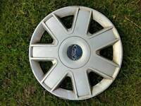 """Genuine 13"""" Ford Wheel Covers"""