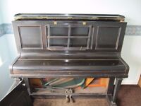 Broadwood Upright Piano. In full working order. FREE TO TAKE AWAY!