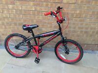 "Concept Vampire BMX 18"" Wheel Bike"